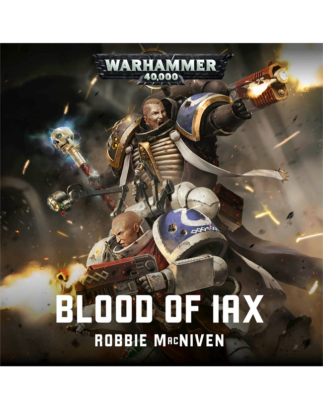 Black Library - Blood Of Iax MP3