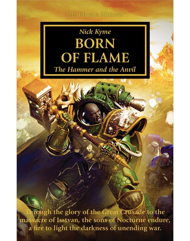 Black Library - Book 50: Born of Flame (eBook)