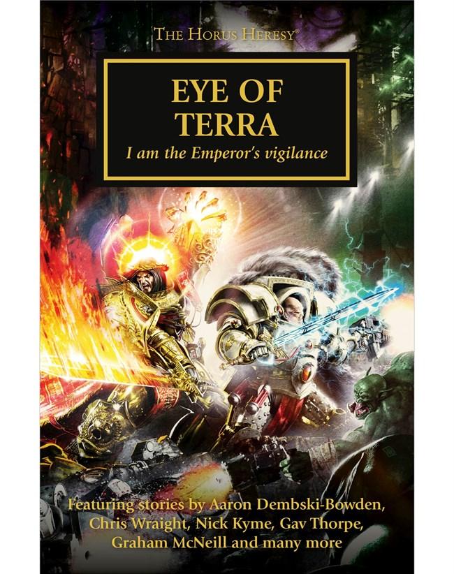 Black Library - Book 35: Eye of Terra