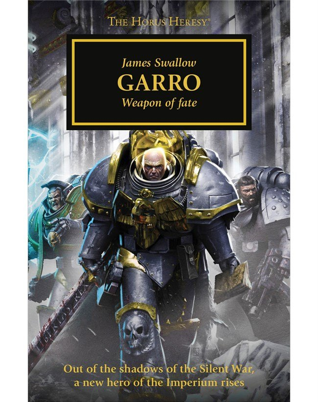Horus Heresy Book Cover Art : Black library book garro ebook