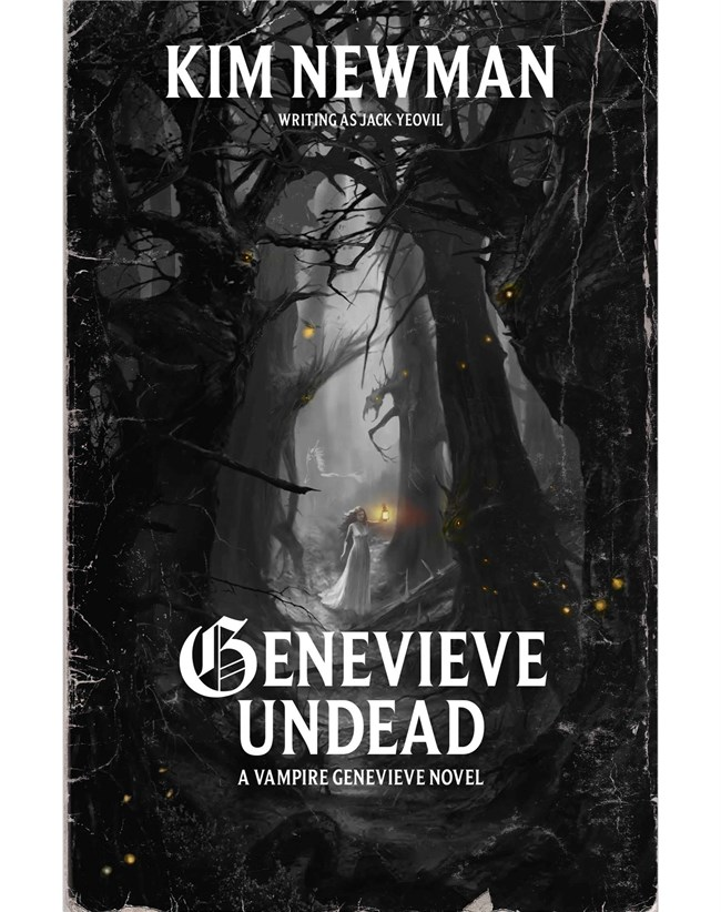 Image result for genevieve undead