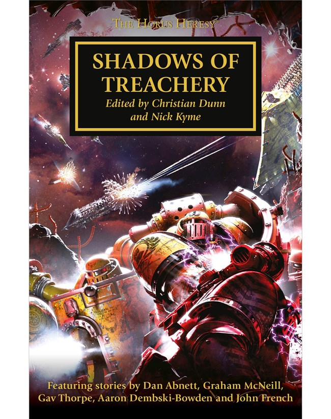 Black Library - Shadows of Treachery (eBook)