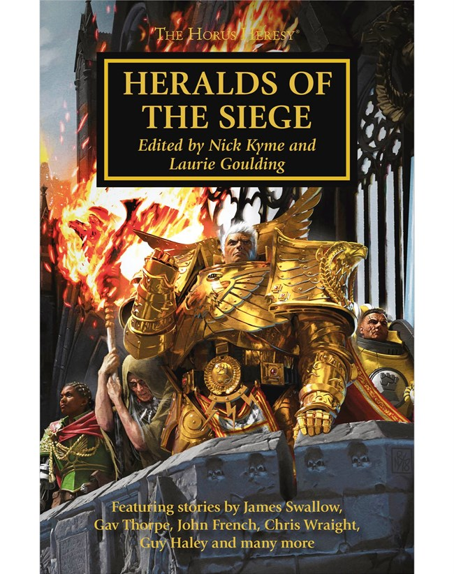 Black Library - The Horus Heresy: Heralds of the Siege eBook