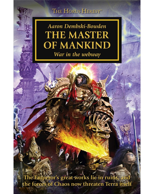 Black library authors book 41 the master of mankind fandeluxe Image collections
