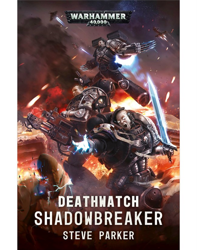 Warhammer 40,000 - Steve Parker