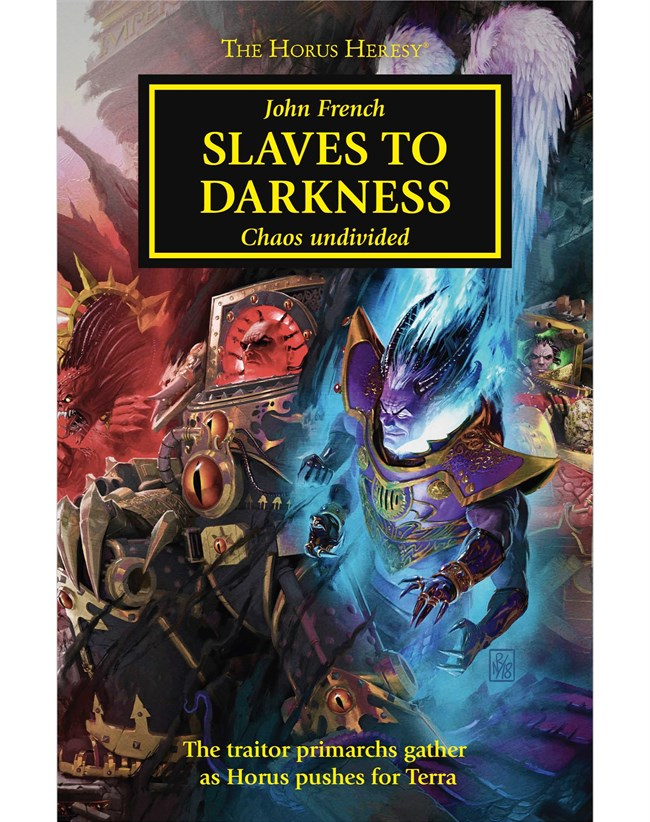 warhammer 40k horus heresy books pdf