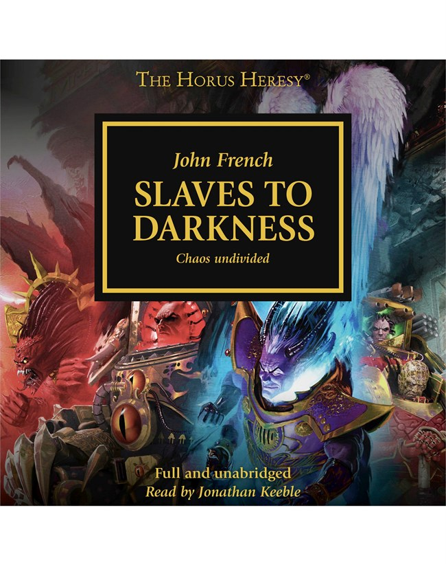 Slaves to Darkness - John French