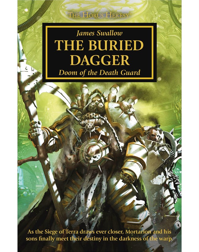 The Buried Dagger - James Swallow