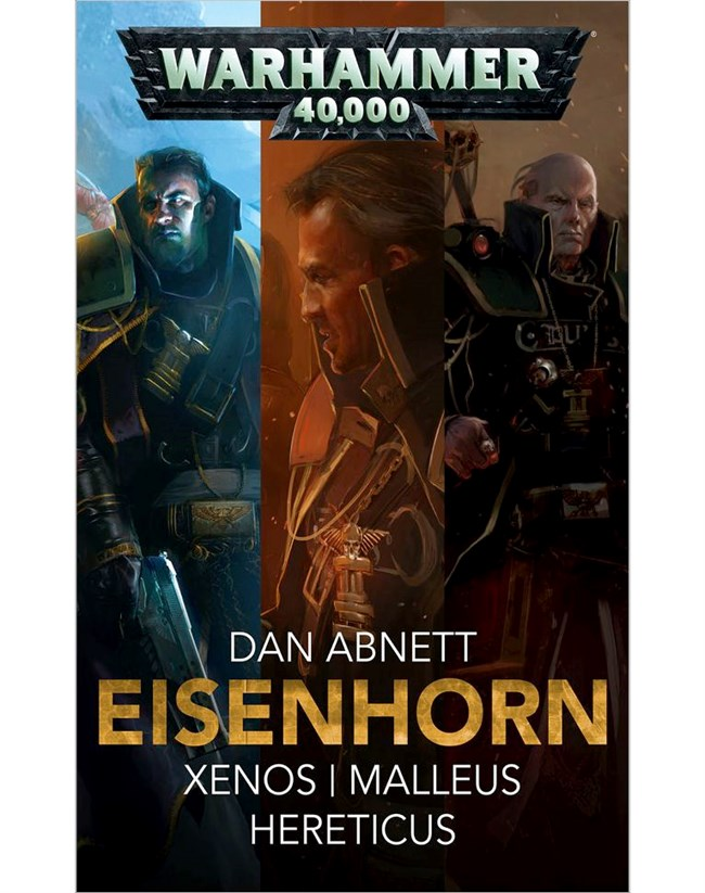 Eisenhorn trilogy