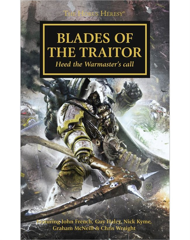 Black library the horus heresy blades of the traitor ebook the horus heresy blades of the traitor fandeluxe Ebook collections