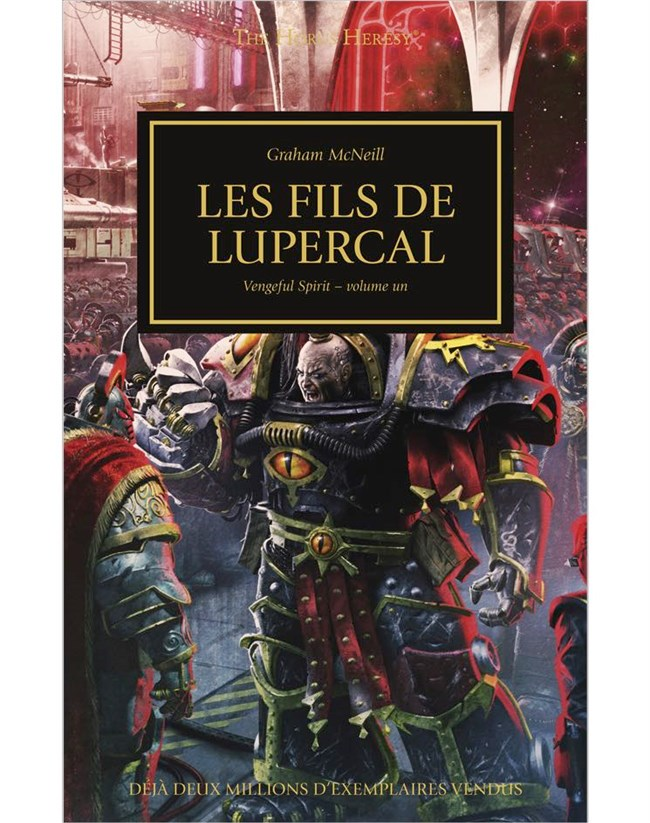Black library the sons of lupercal ebook for Portent warhammer