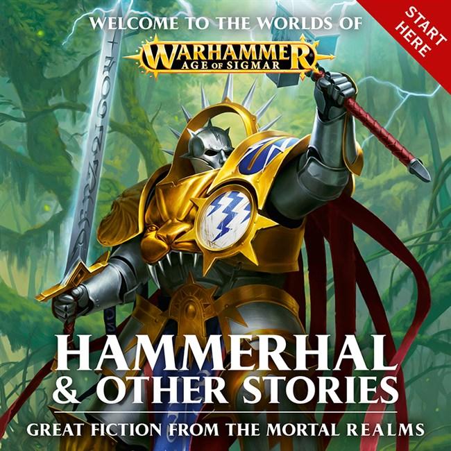 Black Library - Hammerhal (MP3)