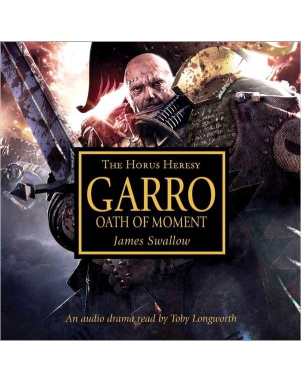 Garro Book 42 The Horus Heresy
