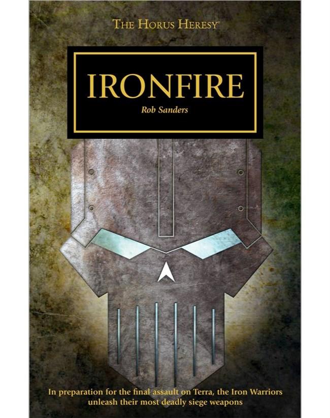 Warrior epub iron