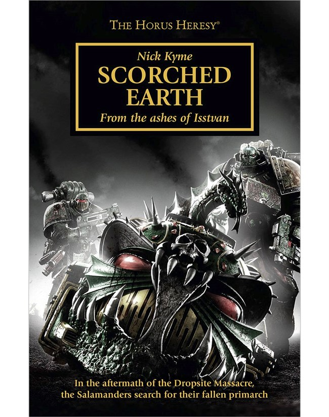 Black library the horus heresy scorched earth ebook the horus heresy scorched earth fandeluxe Document