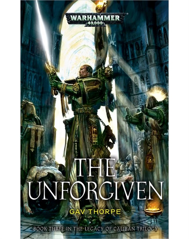 Black Library - The Unforgiven (eBook)