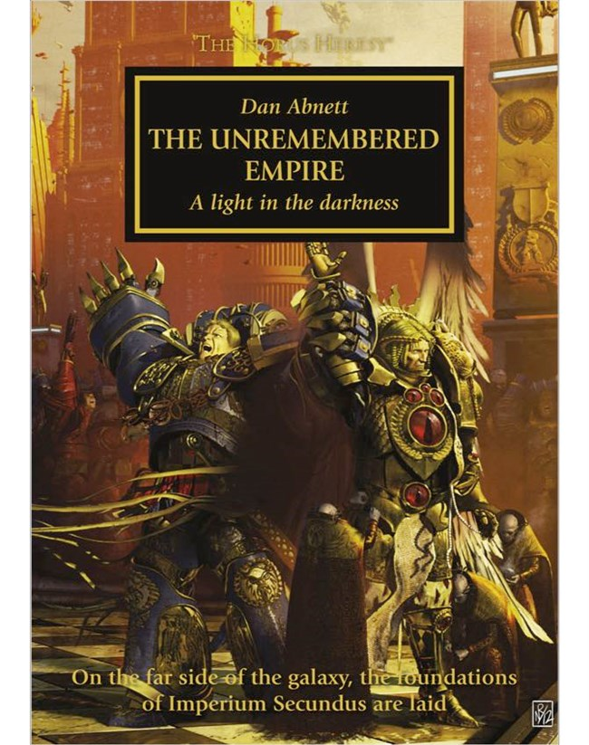 Black Library - The Unremembered Empire (eBook)