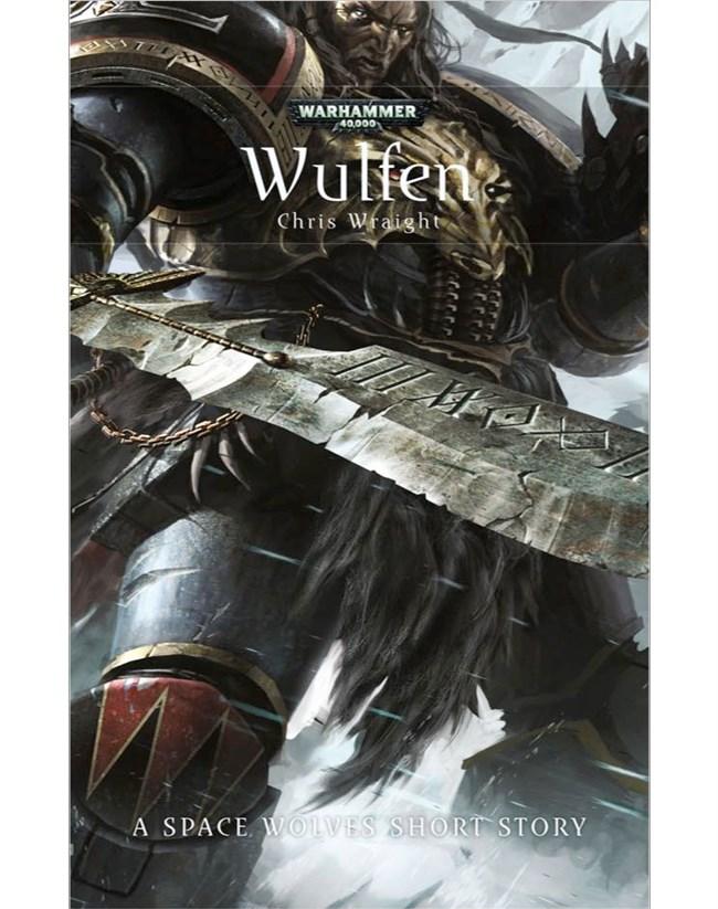 Black Library - WULFEN (eBook)