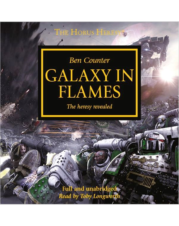 Black library the horus heresy opening trilogy: unabridged.