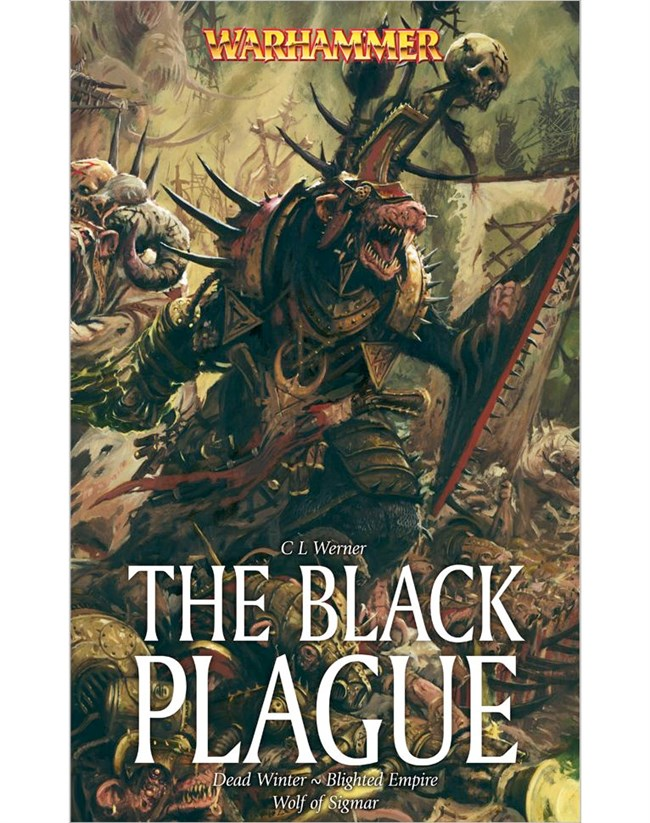 Black Library - The Black Plague