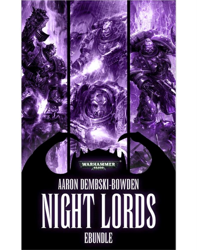 Image result for night lords novels