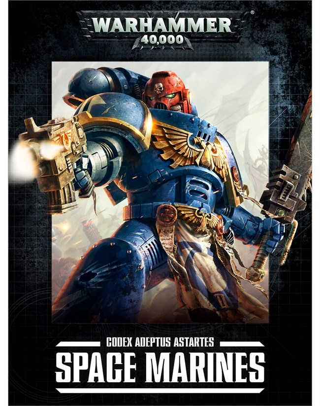 Space marine 2013 codex pdf