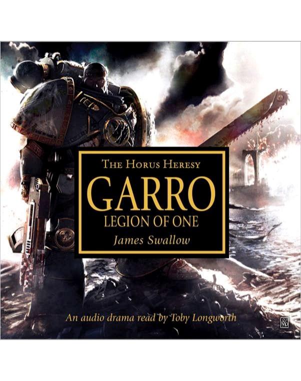 Amazon. Com: garro: legion of one: horus heresy (audible audio.