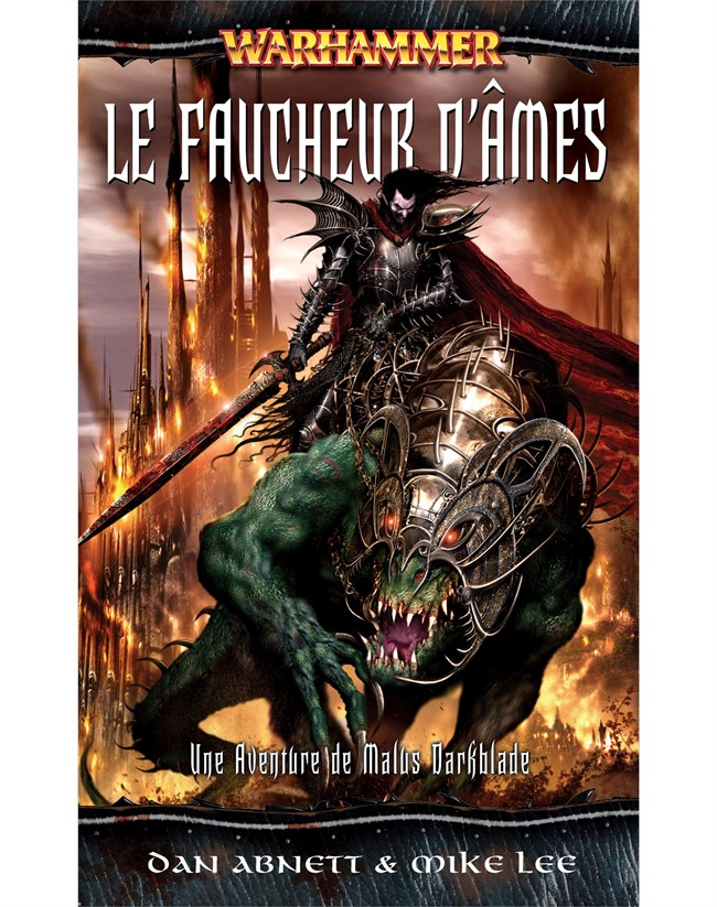 [LC Warhammer] Le Flambeau des Rancunes. Gav THORPE - Page 4 Reaperofsoulscover