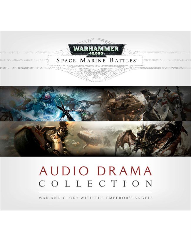 Black Library Space Marine Battles Audio Drama Collection