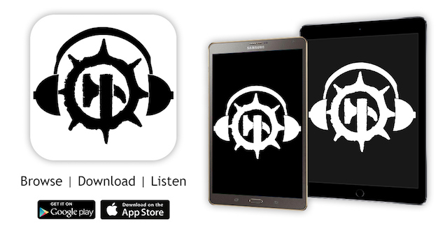 Black Library - Black Library Audio App